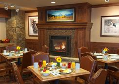 The Wyoming Inn Of Jackson Hole - Jackson - Restaurant
