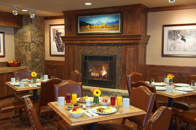 Wyoming Inn of Jackson Hole - Jackson - Εστιατόριο