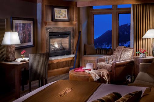 The Wyoming Inn Of Jackson Hole - Jackson - Living room