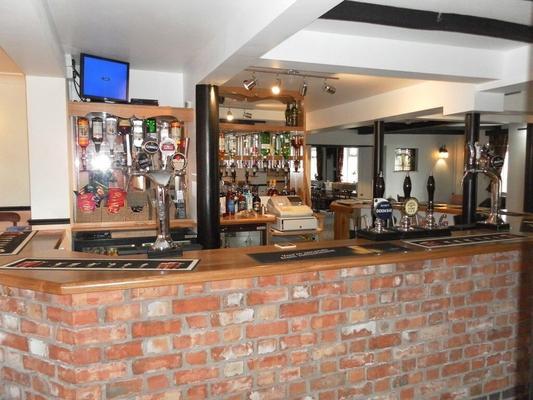 The Railway Inn - Welshpool
