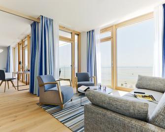 Upstalsboom Wellness Resort Südstrand - Wyk auf Fohr - Вітальня