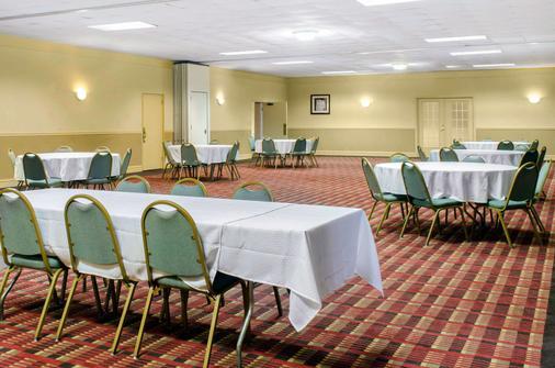 Quality Inn University Area - Troy - Banquet hall