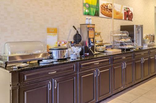 Quality Inn University Area - Troy - Buffet