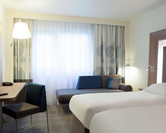 Novotel Fontainebleau Ury - Ury - Camera da letto
