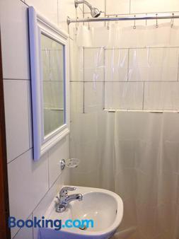 Navona Studios - San Juan - Bathroom