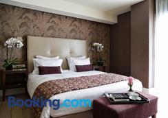 The Y Hotel - Κηφισιά - Κρεβατοκάμαρα