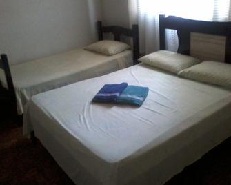 Hotel Brasil - Pereira Barreto - Bedroom