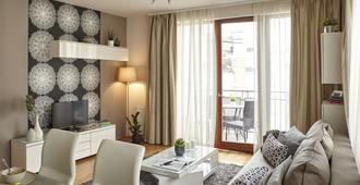 7Seasons Apartments - Budapest - Sala de estar