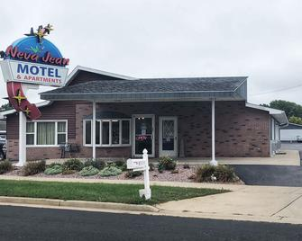 Neva Jean Motel - Marshfield - Building