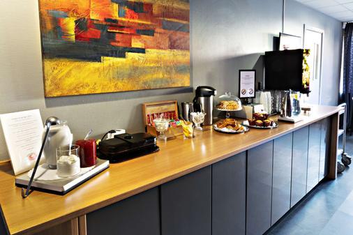 Best Western Arena Hotel Gothenburg - Gothenburg - Buffet