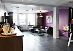 Best Western Arena Hotel Gothenburg - Gothenburg - Lobby