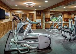 Wyoming Inn of Jackson Hole - Jackson - Gym