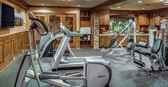 Wyoming Inn of Jackson Hole - Jackson - Gimnasio