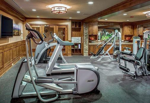 The Wyoming Inn Of Jackson Hole - Jackson - Gym