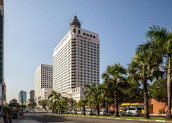 Sule Shangri-La Yangon - Rangun - Budynek