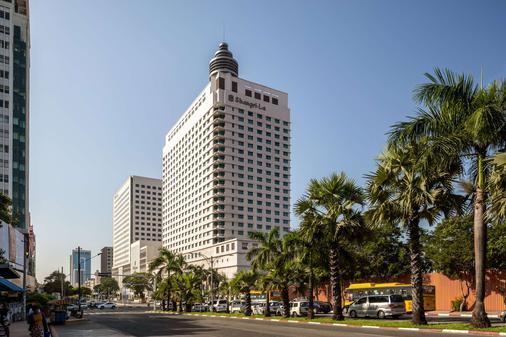 Sule Shangri-La Yangon - Yangon - Rakennus