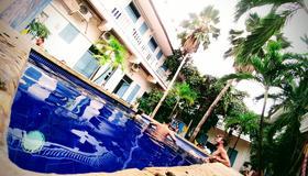 Media Luna Hostel Cartagena - Cartagena de Indias - Edificio