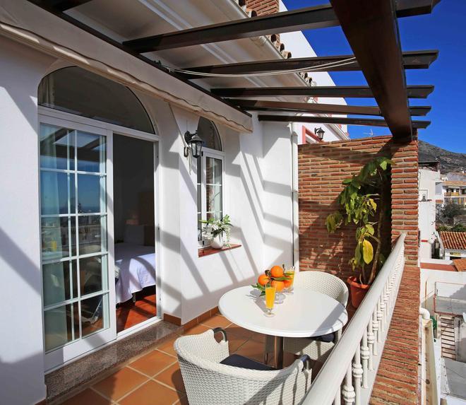 Hotel Casa Rosa - Benalmádena - Parveke