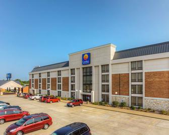 Comfort Inn & Suites Evansvile Airport - Evansville - Toà nhà