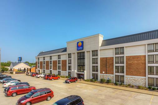 Comfort Inn & Suites Evansvile Airport - Evansville - Edificio