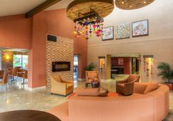 Comfort Inn & Suites Evansvile Airport - Evansville - Ingresso