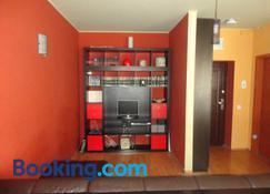 2H Apartment - Popeşti-Leordeni - Sala de estar