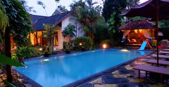 Rumah Mertua Heritage - Джокьякарта - Бассейн