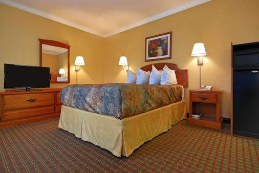 Americas Best Value Inn Killeen Ft. Hood - Killeen - Phòng ngủ