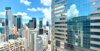 Holiday Inn Express Causeway Bay Hong Kong - Hong Kong - Vista externa
