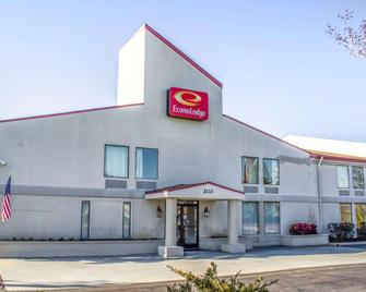 Econo Lodge Burlington - Burlington - Building