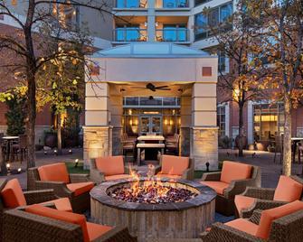 Courtyard by Marriott Dallas Allen at Allen Event Center - Allen - Патіо