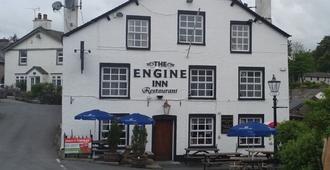 The Engine Inn - Grange-over-Sands - Building