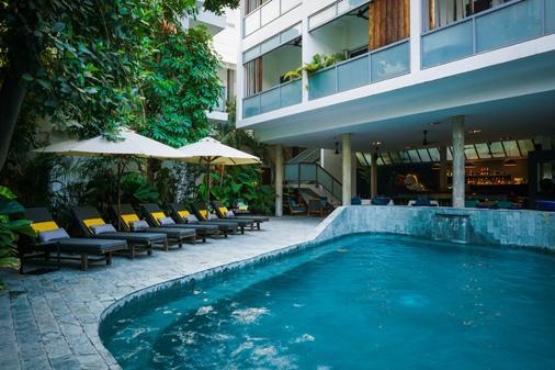 紅毛丹度假村 - 金邊 - 金邊 - 游泳池