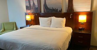 多森溫德姆戴斯飯店 - 多森 - 臥室