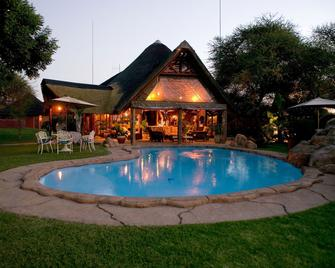 Ditholo Game Lodge - Bela-Bela - Pool