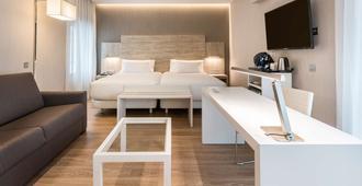 NH Madrid Chamberí - מדריד - חדר שינה