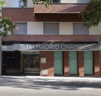 NH Madrid Chamberí - Madrid - Rakennus