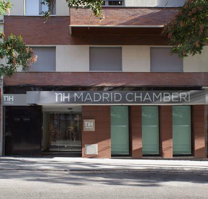 NH Madrid Chamberí - Madrid - Edificio