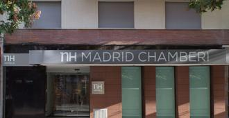 NH Madrid Chamberí - Madrid - Building