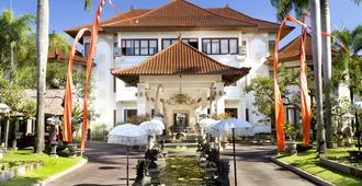 The Mansion Resort Hotel & Spa - Ubud - Gebouw