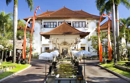The Mansion Resort Hotel & Spa - Ubud - Building