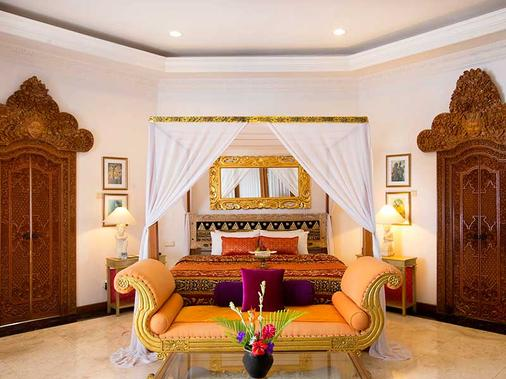The Mansion Resort Hotel & Spa - Ubud - Bedroom