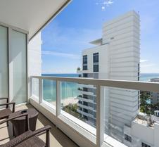 Studio At Sorrento S- Fontainebleau Miami Beach 1 Bedroom Home