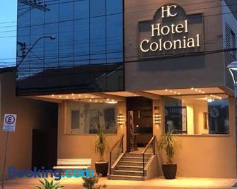 Colonial Hotel Itatiba - Itatiba - Building