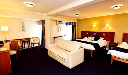 Imperial Hotel Galway - Galway - Makuuhuone
