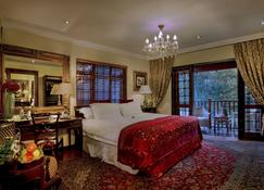 The Oasis Boutique Hotel - Johannesburg - Slaapkamer