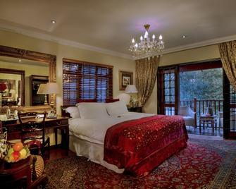The Oasis Boutique Hotel - Johannesburg - Bedroom