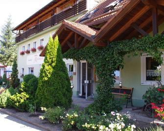 Gasthof Roseneck - Wallenfels - Building