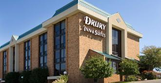 Drury Inn & Suites Kansas City Stadium - Kansas City - Bygning