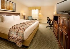 堪塞斯城體育場德魯里套房酒店 - 堪薩斯市 - 堪薩斯城 - 臥室